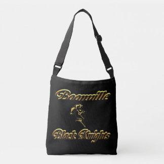 BOONVILLE, BLACK KNIGHTS CROSSBODY BAG
