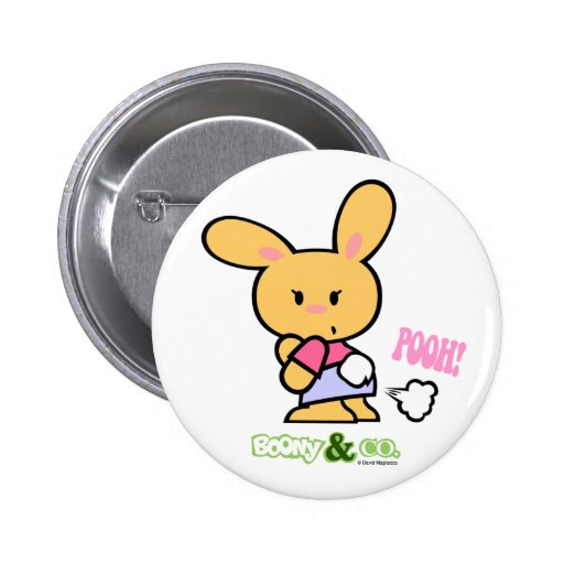 Boony & Co. Bonette Pooh Buttons