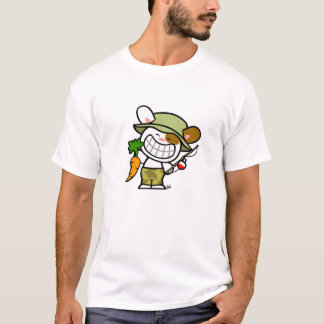 """Boony """"Gone-Carrot-ing"""" White Shirts"""