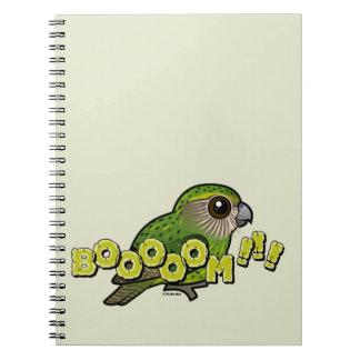 BOOOOM! NOTEBOOKS