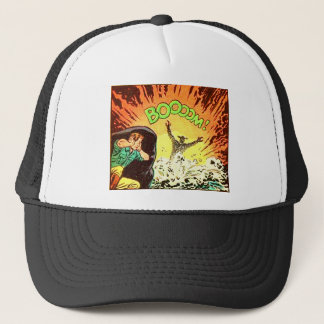 Boooom! Trucker Hat