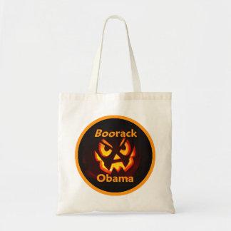 BOOrack Obama Halloween Budget Tote Bag