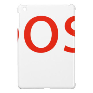 boosh brand logo apparel case for the iPad mini