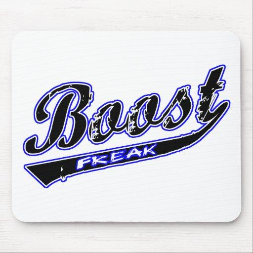 Boost Freak Mousepad