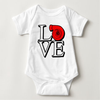 Boost Love Baby Bodysuit