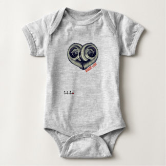 BOOST LOVE for Babies Baby Bodysuit