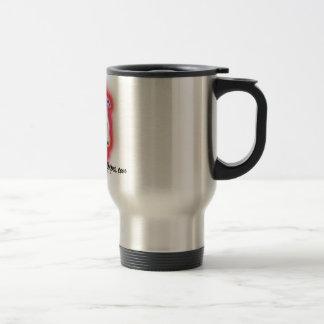 Booster, chickenlightsandstraightpipes.com travel mug