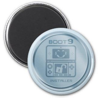 Boot9Strap Installer Refrigerator Magnet (Normal)