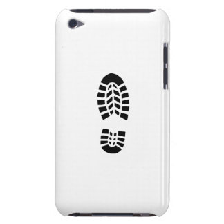 Boot Foot Print Case-Mate iPod Touch Case