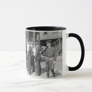 Booted from Hoboken, early 1900s Mug