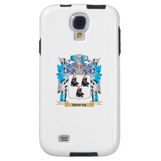 Booth Coat of Arms Galaxy S4 Case