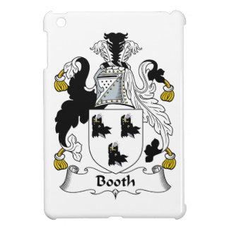 Booth Family Crest iPad Mini Case