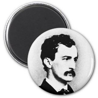 Booth ~ John Wilkes / Assassin Fridge Magnets
