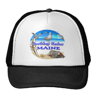 Boothbay Harbor Cap