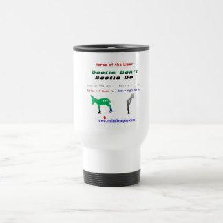 bootie - big sip stainless steel travel mug