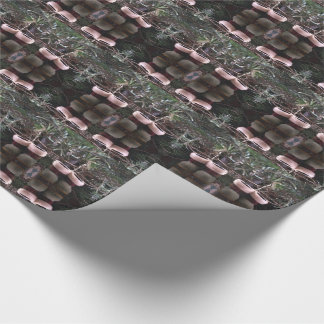 Bootie Ornament Wrapping Paper