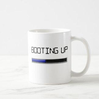 Booting Up Coffee Mug