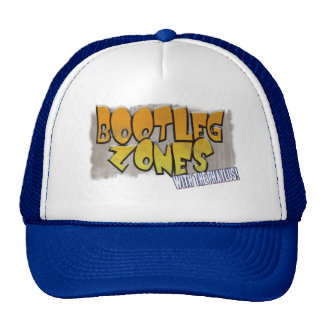 Bootleg Zones Hat