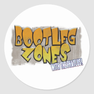 Bootleg Zones Sticker
