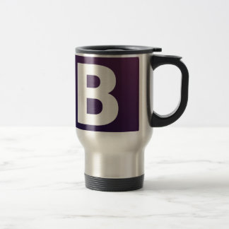 Bootstrap Logo Travel Mug