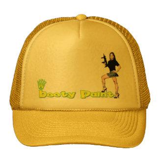 booty paint cap