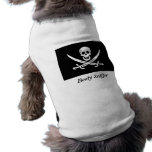 Booty Sniffer Sleeveless Dog Shirt