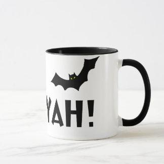 BOOYAH! Batty Halloween Mug