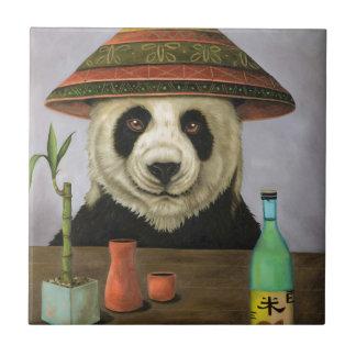 Boozer 4 with Panda Ceramic Tile