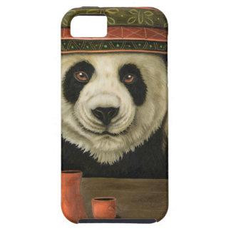 Boozer 4 with Panda iPhone 5 Case