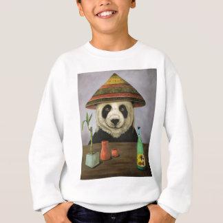 Boozer 4 with Panda Sweatshirt