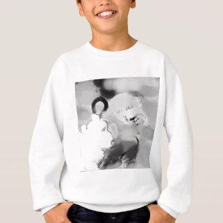 bopeepsheepb&w sweatshirt