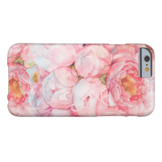 Boquet of Peonies Barely There iPhone 6 Case