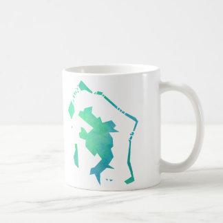 Bora Bora Coffee Mug