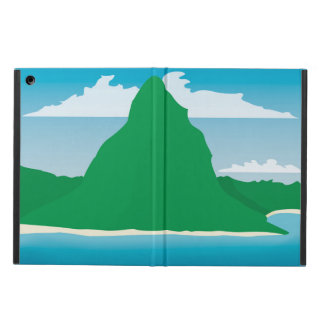 Bora Bora Cover For iPad Air
