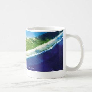 Bora Bora in a mug