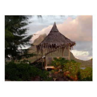 Bora Bora, Post Card