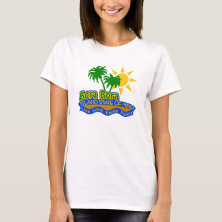 Bora Bora State of Mind shirt - choose style, colo