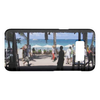 Boracay, Philippines, Beach & Sea View Case-Mate Samsung Galaxy S8 Case