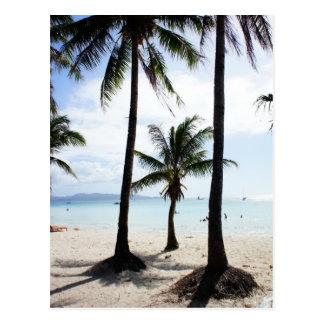Boracay Philippines Postcard