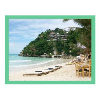 Boracay Postcard