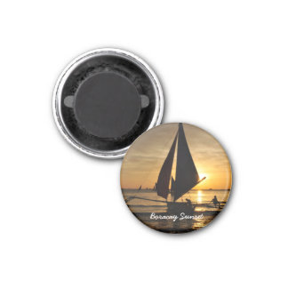 Boracay Sunset Magnet