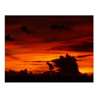 Boracay Sunset Postcard
