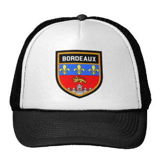 Bordeaux Flag Cap