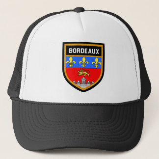 Bordeaux Flag Trucker Hat