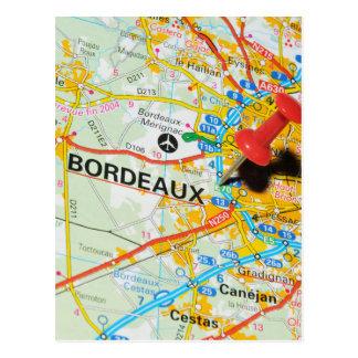 Bordeaux, France Postcard