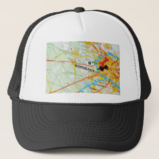 Bordeaux, France Trucker Hat