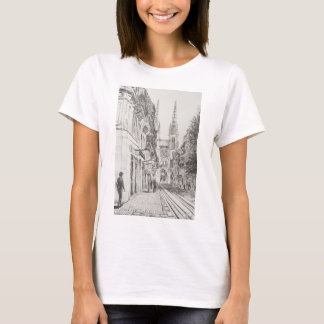 Bordeaux France. Twin spire.2010 T-Shirt