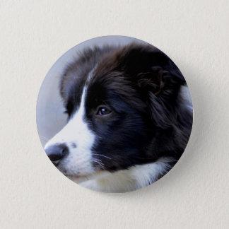 border 6 cm round badge
