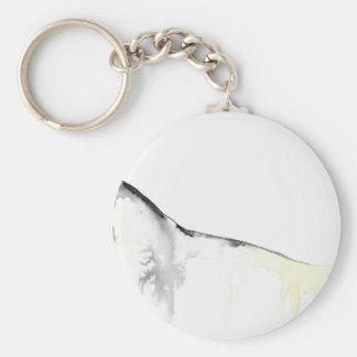 Border Bleed Key Ring