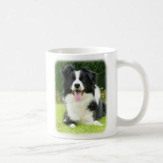 Border Collie 9A014D-14 Basic White Mug